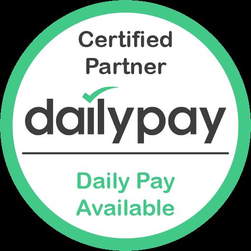 DailyPay Partner Badge